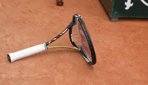 【脱中級】硬さで選ぶテニスラケット!外せないポイントとは?【RA値】